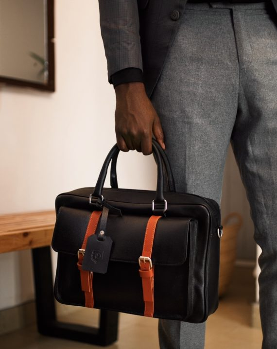Detail Africa Signature Briefcase