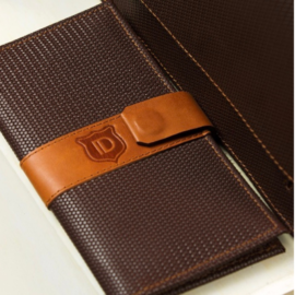 Detail Africa Unisex Long Leather Wallet